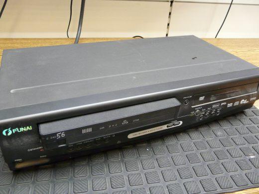Funai D8A-M1000, macht Bandsalat (1)
