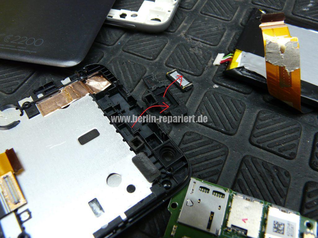 HTC Desire 626G Dual SIM, Display defekt (12)