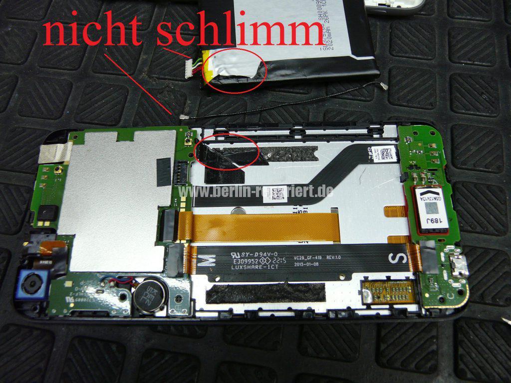 HTC Desire 626G Dual SIM, Display defekt (9)