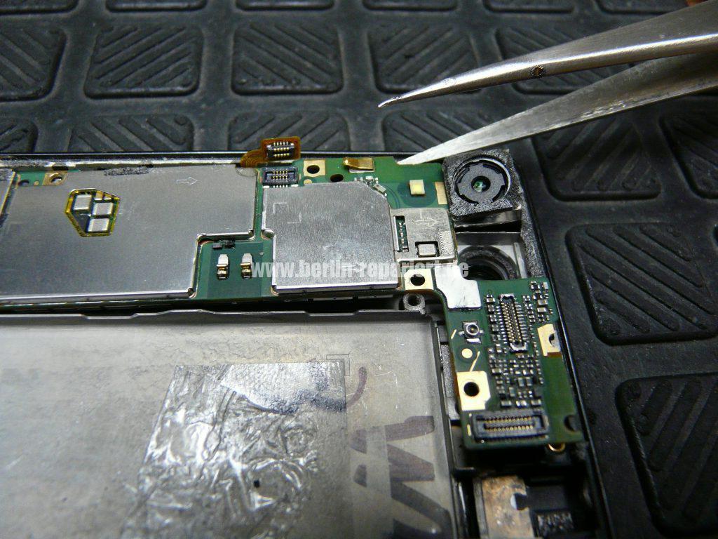Huawei Ascendent P7, Display tauschen, zerlegen (10)