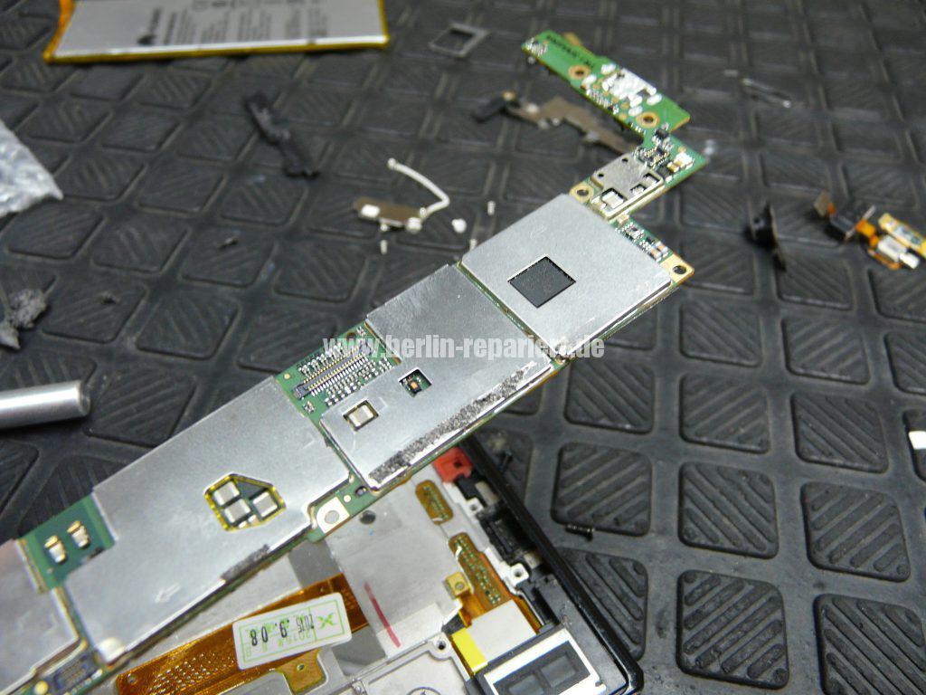 Huawei Ascendent P7, Display tauschen, zerlegen (12)