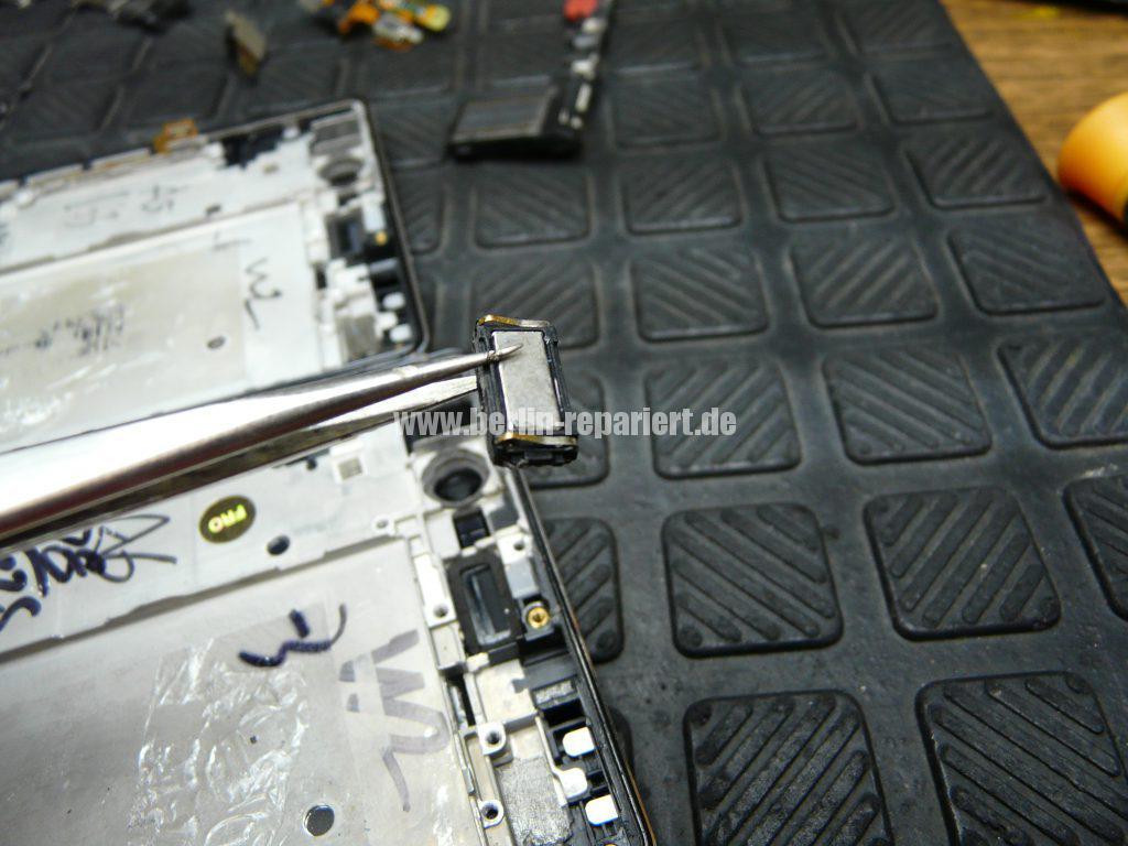 Huawei Ascendent P7, Display tauschen, zerlegen (15)