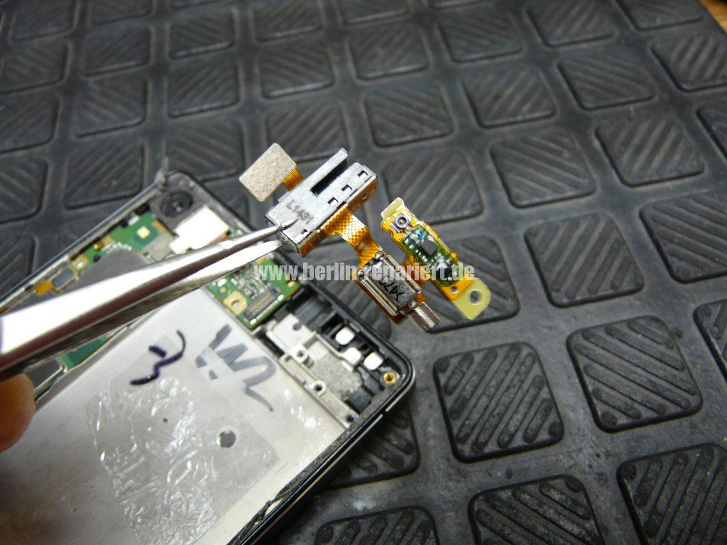 Huawei Ascendent P7, Display tauschen, zerlegen (8)