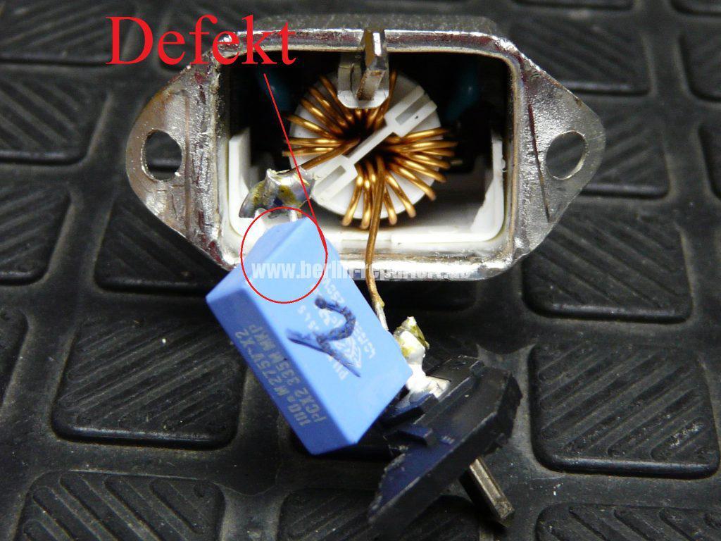 LG 32LB1R, keine Funktion, FI Schalter fliegt raus (5)