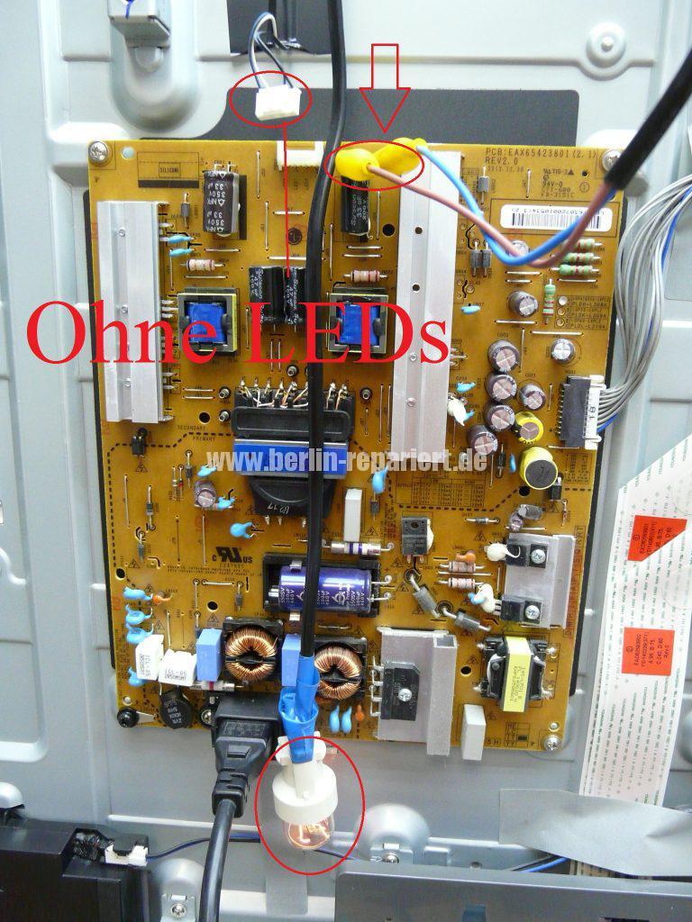 LG 47LB650V, Bild Blitzt, wird hell und dunkel (4)
