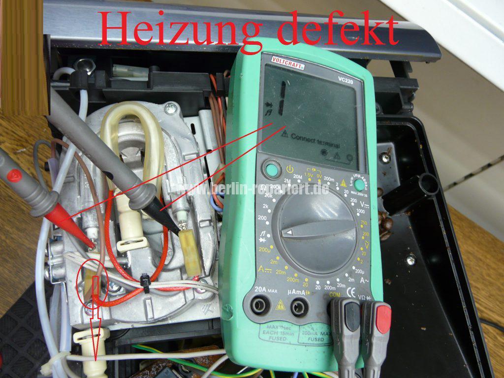 Philips HD5730, Algemeine Störung (3)