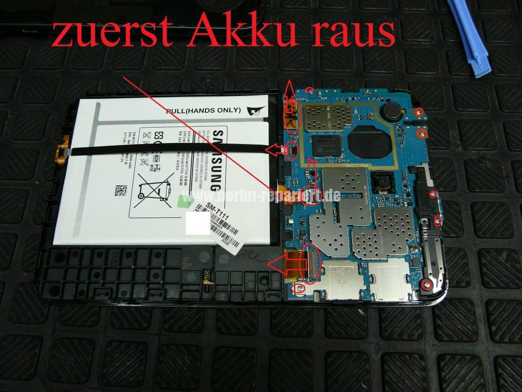 Samsung Galaxy Tab 3 SM-T111, SIM Kartenleser defekt (4)