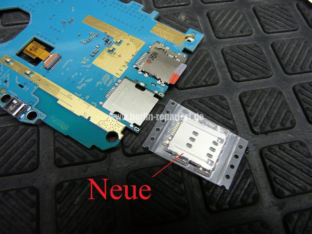 Samsung Galaxy Tab 3 SM-T111, SIM Kartenleser defekt (9)