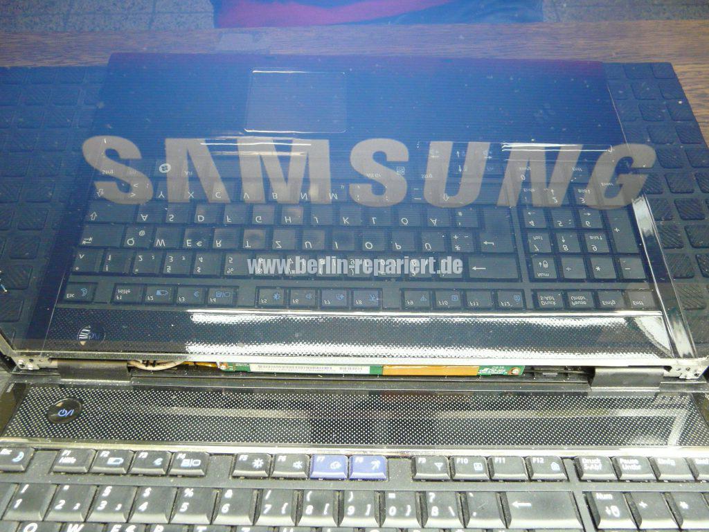 Samsung R710, Bildschirm Flackert (4)
