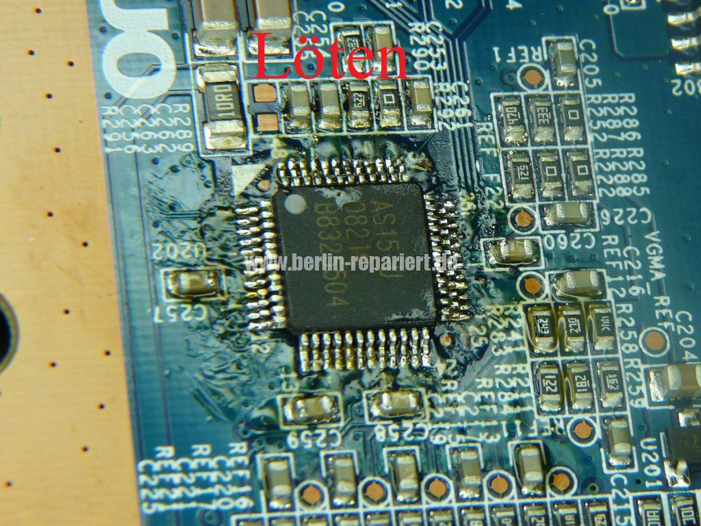 Sony KDL-37V4500 E, Bild Solarisiert, falsche Farben (8)