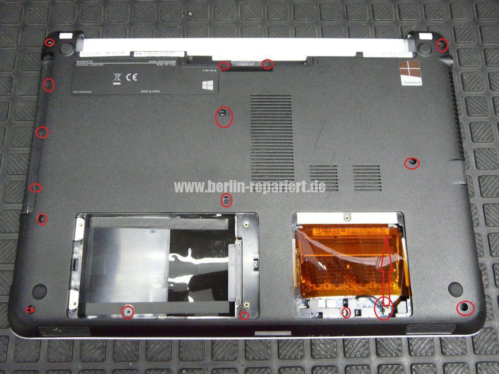 Sony SVF142C29M, 4 mal Bild (3)