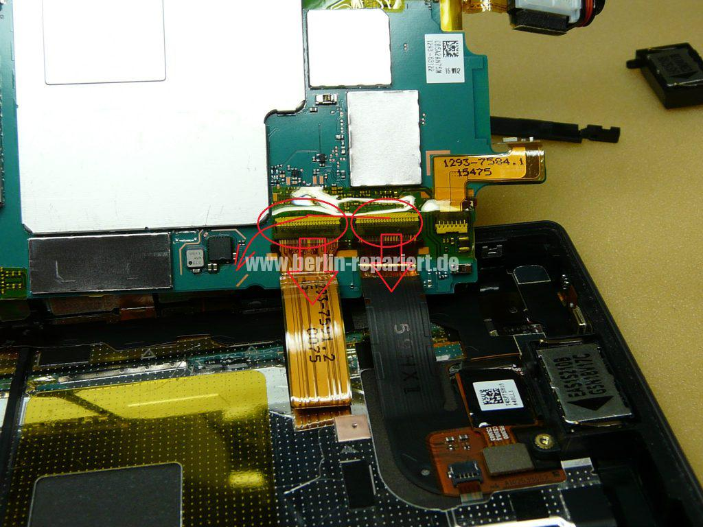 sony xperia z5 compact e5803 display defekt display. Black Bedroom Furniture Sets. Home Design Ideas