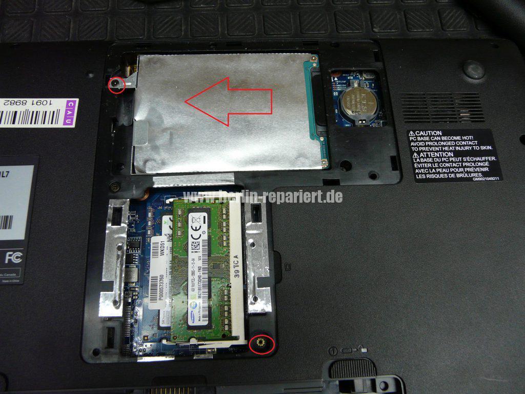 Toshiba Pro C50, Bild ohne Inhalt (2)