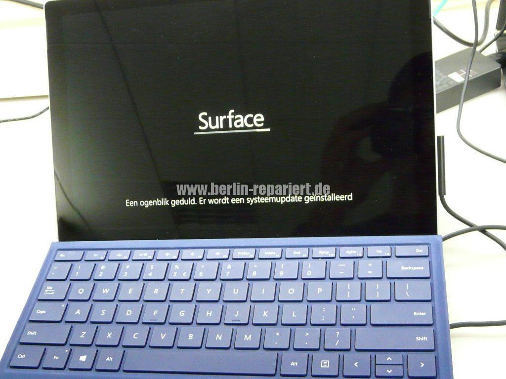 Windows Surface 3 Pro, geht nicht an (1)