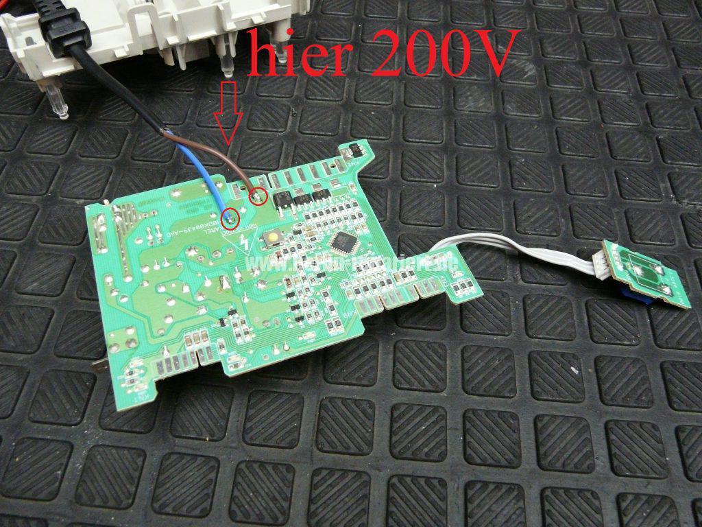 Beko DSN 1300 XP, keine Funktion (4)