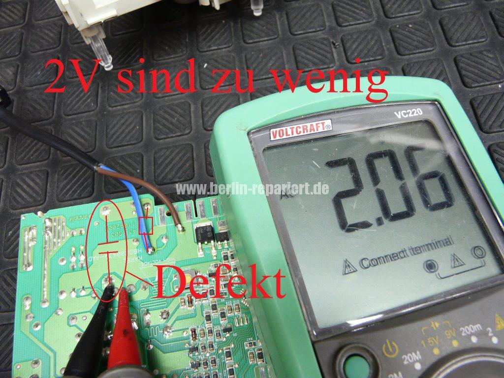 Beko DSN 1300 XP, keine Funktion (7)