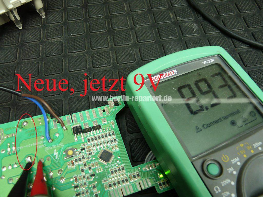 Beko DSN 1300 XP, keine Funktion (9)