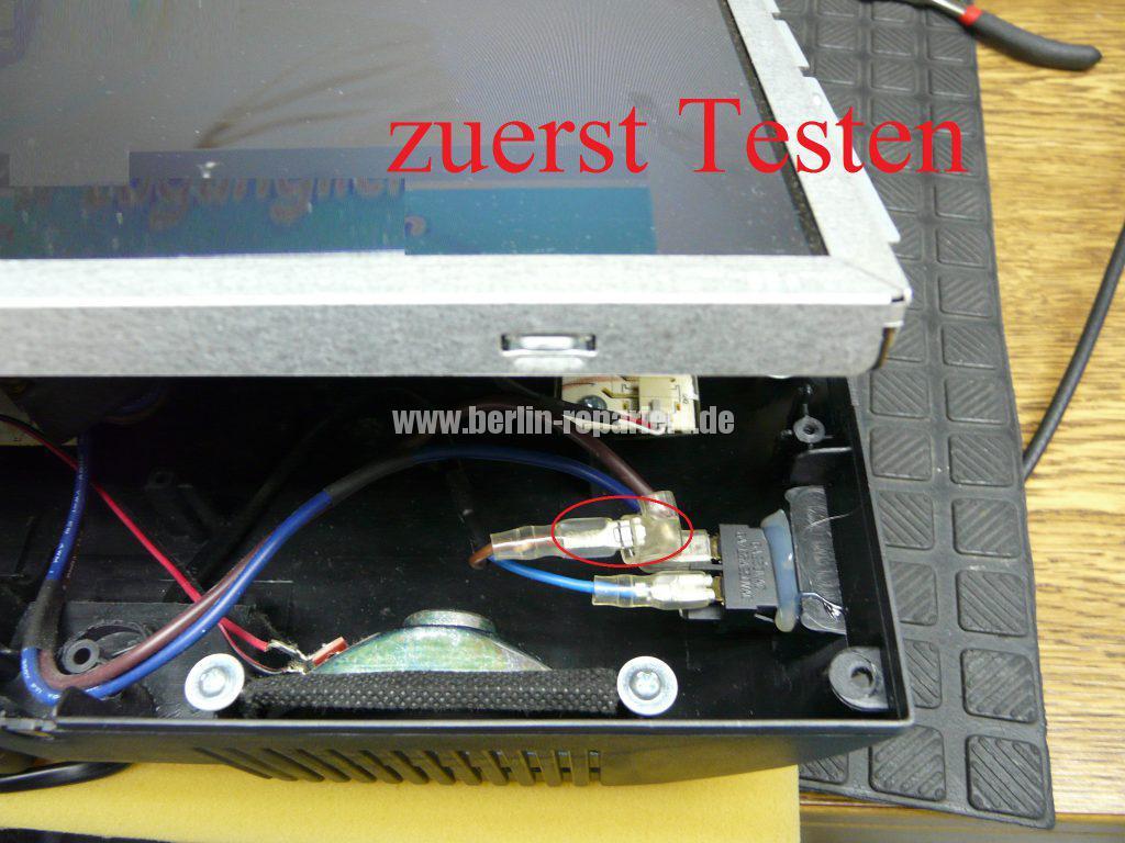 Blaupunkt 18,5 LCD TV, keine Funktion (7)