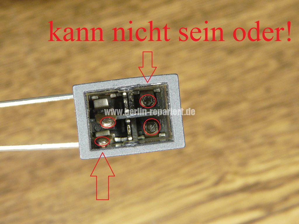 Blaupunkt 18,5 LCD TV, keine Funktion (8)
