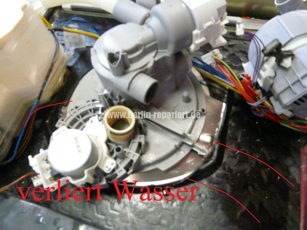 Bosch SMS53M02EU, Verliert Wasser (3)