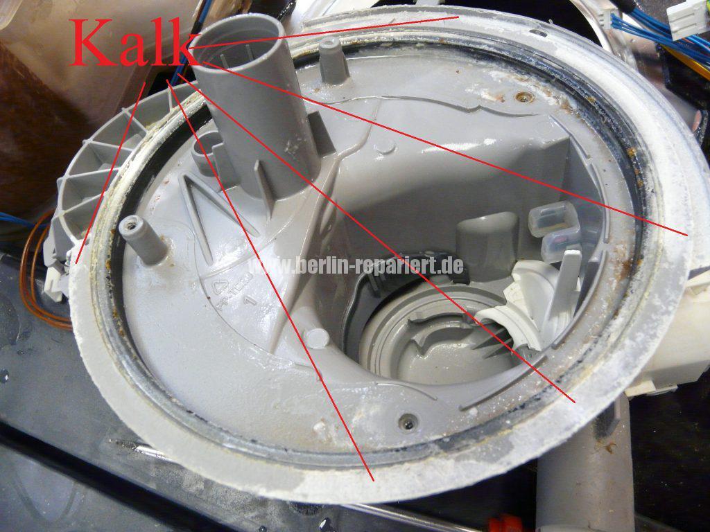 Bosch SMS53M02EU, Verliert Wasser (4)