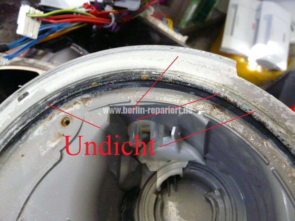 Bosch SMS53M02EU, Verliert Wasser (5)