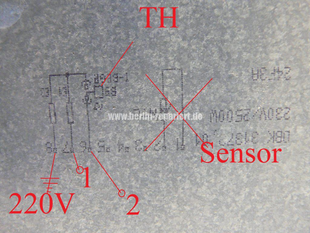 Bosch WTL6100, Trocknet nicht – Leon´s Blog