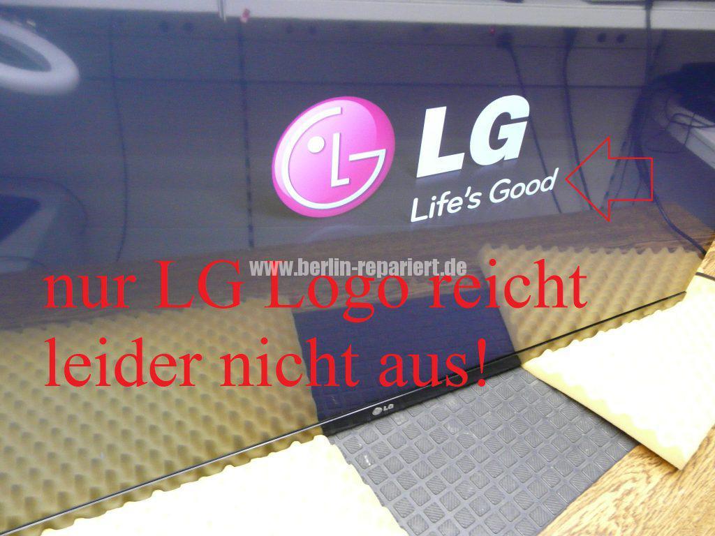 LG 47LM640S, nur noch LG Logo sichtbar (5)
