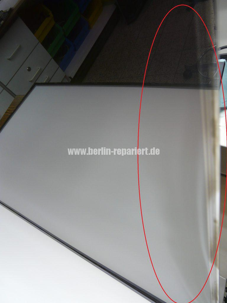 LG Display LC420EUD, Rauch hinter der Display (3)