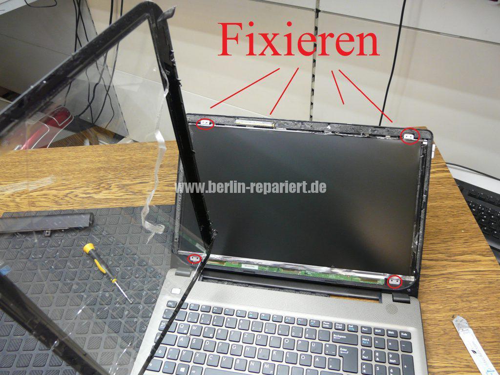 Medion Akoya E6412T, Digitizer geplatzt, Digitizer ausbauen (8)