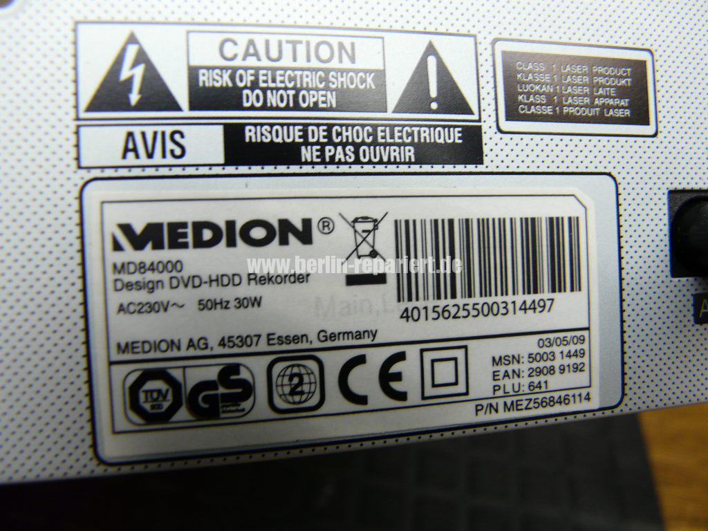 Medion MD 84000, nur Hello in Display (7)