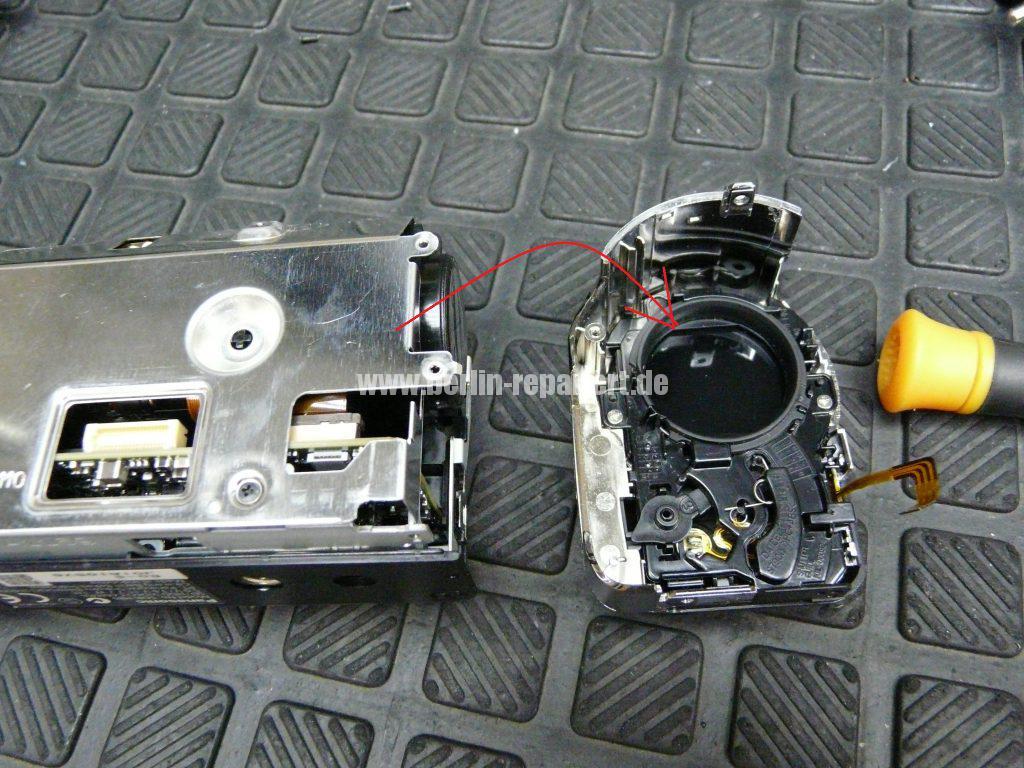 Panasonic SDR-H85, kein Displayanzeige (5)