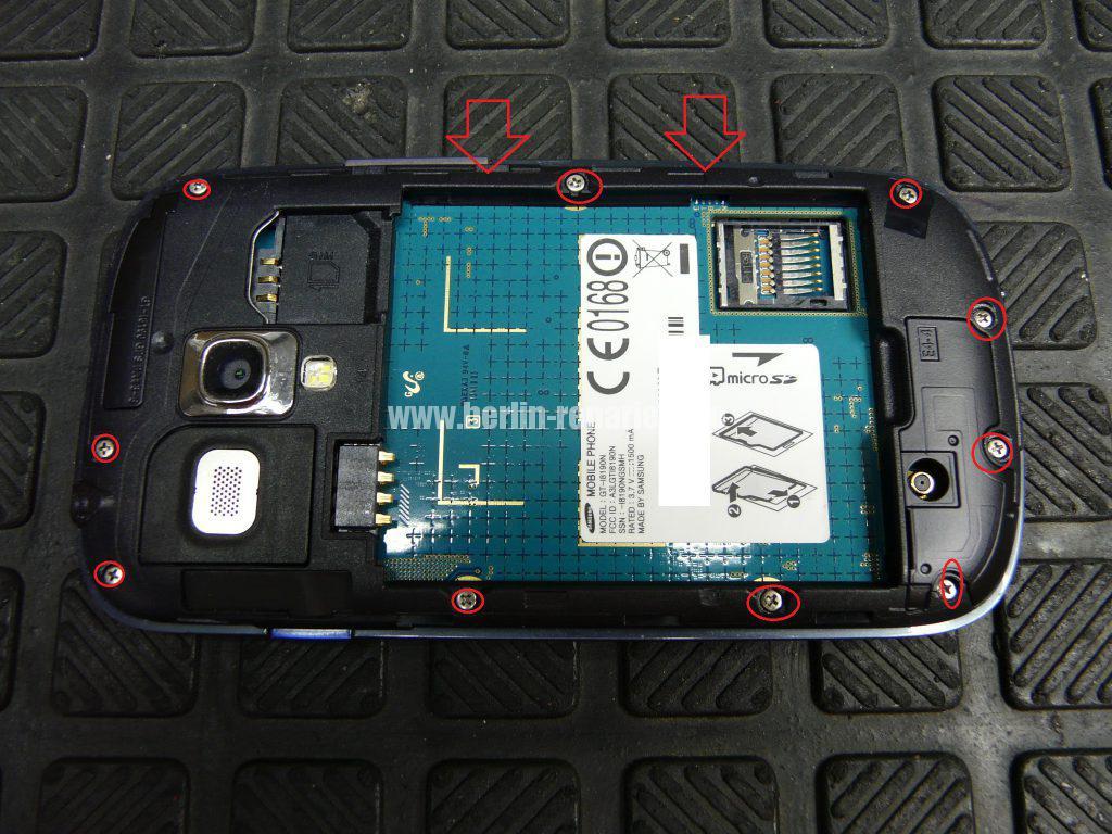 Samsung Galaxy 3 Mini  GT-i8190, SIM Karte setzt aus (2)