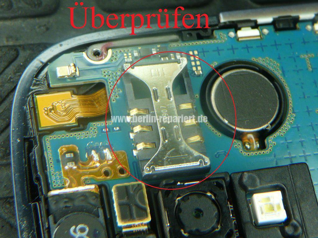 Samsung Galaxy 3 Mini  GT-i8190, SIM Karte setzt aus (3)