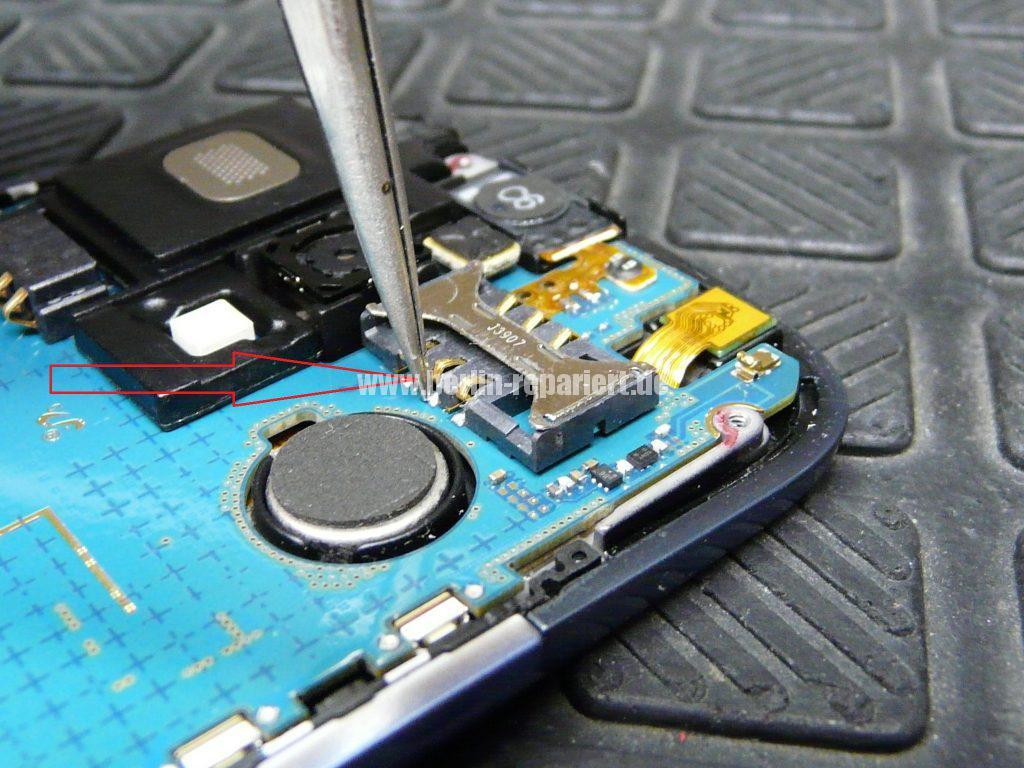 Samsung Galaxy 3 Mini  GT-i8190, SIM Karte setzt aus (6)