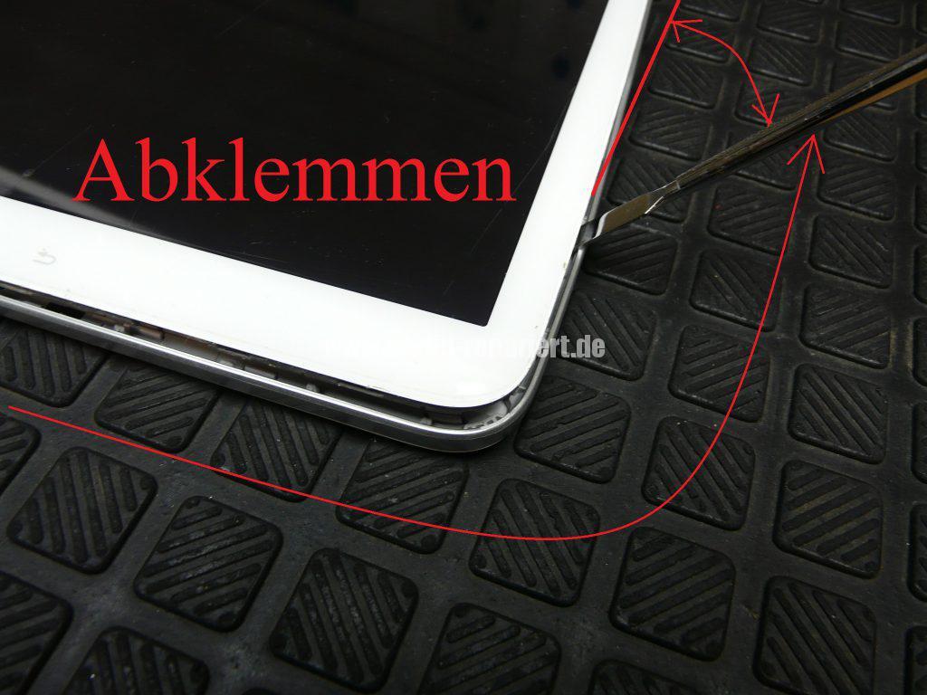 Samsung TAB 3 GT-P5200, USB Buchse defekt, lädt Akku nicht ...
