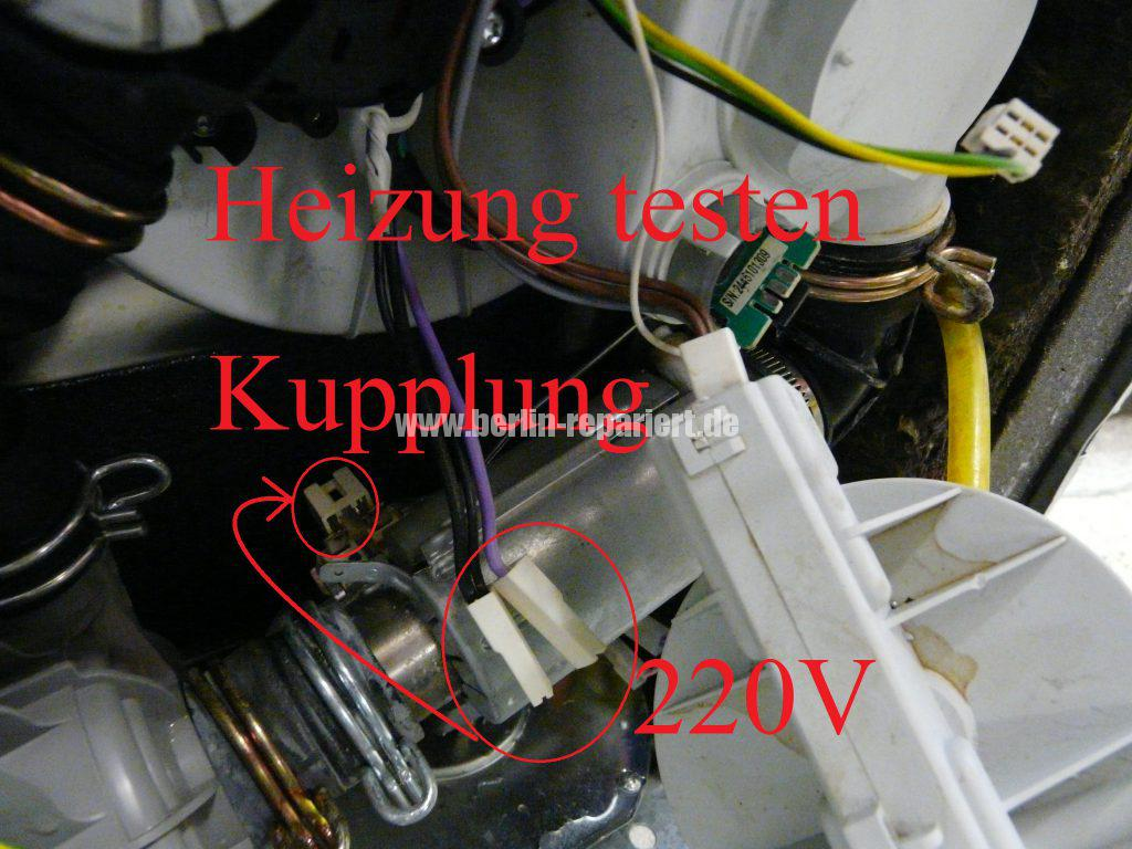 Turbo Blomberg GSN 1581, heizt nicht mehr – Atlas Multimedia we repair XO89