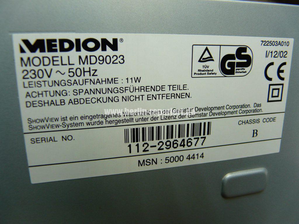 medion-md9023-kassette-blockiert-6