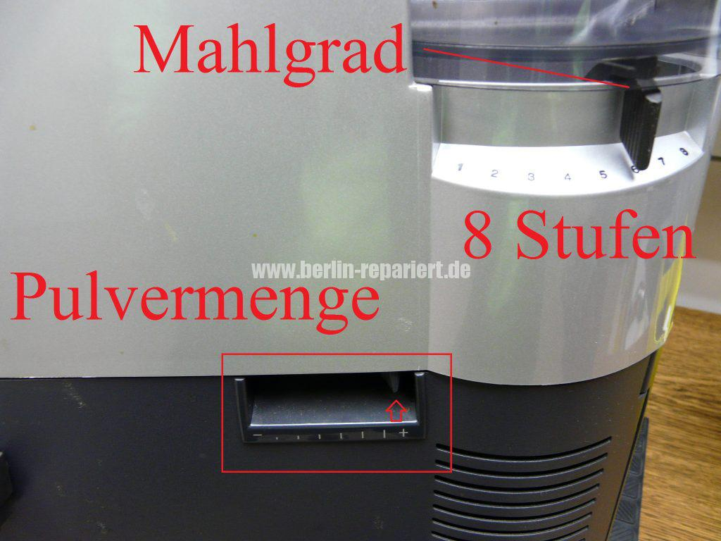 Delonghi Kaffeemaschine Mahlwerk Einstellen : Kaffeemaschine mahlwerk einstellen: saeco incanto sup ybdr mahlwerk