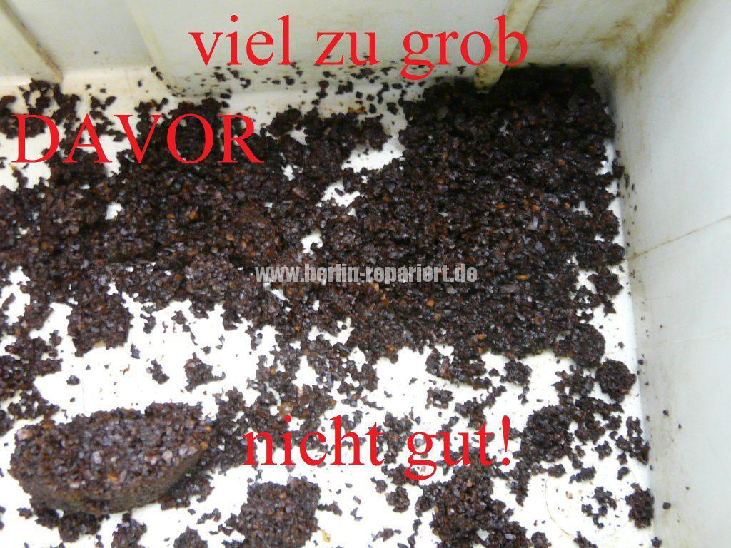 saeco-roal-cappuccino-mahlwerk-falsch-justiert-mahlwerk-einstellen-3