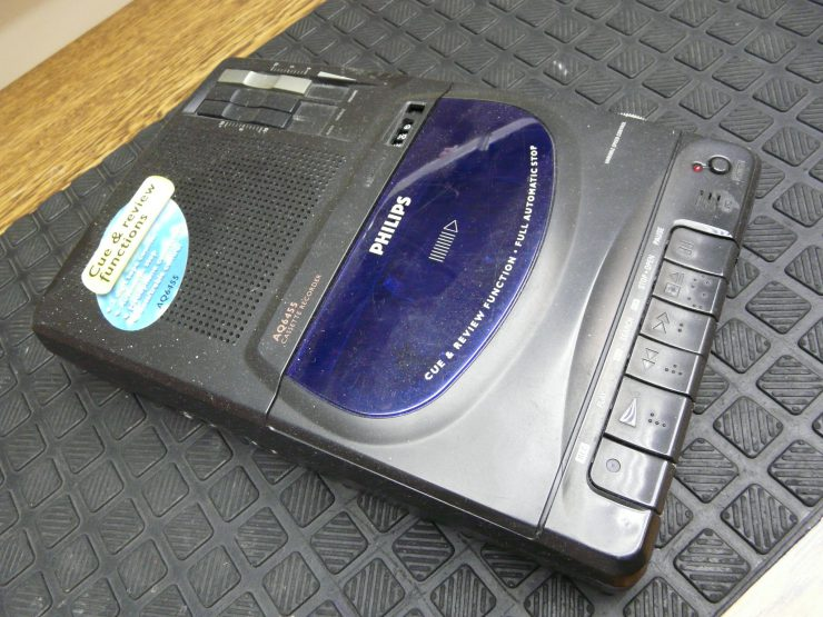 kassettenrecorder hier ein philips transportiert nicht mehr leon s blog. Black Bedroom Furniture Sets. Home Design Ideas
