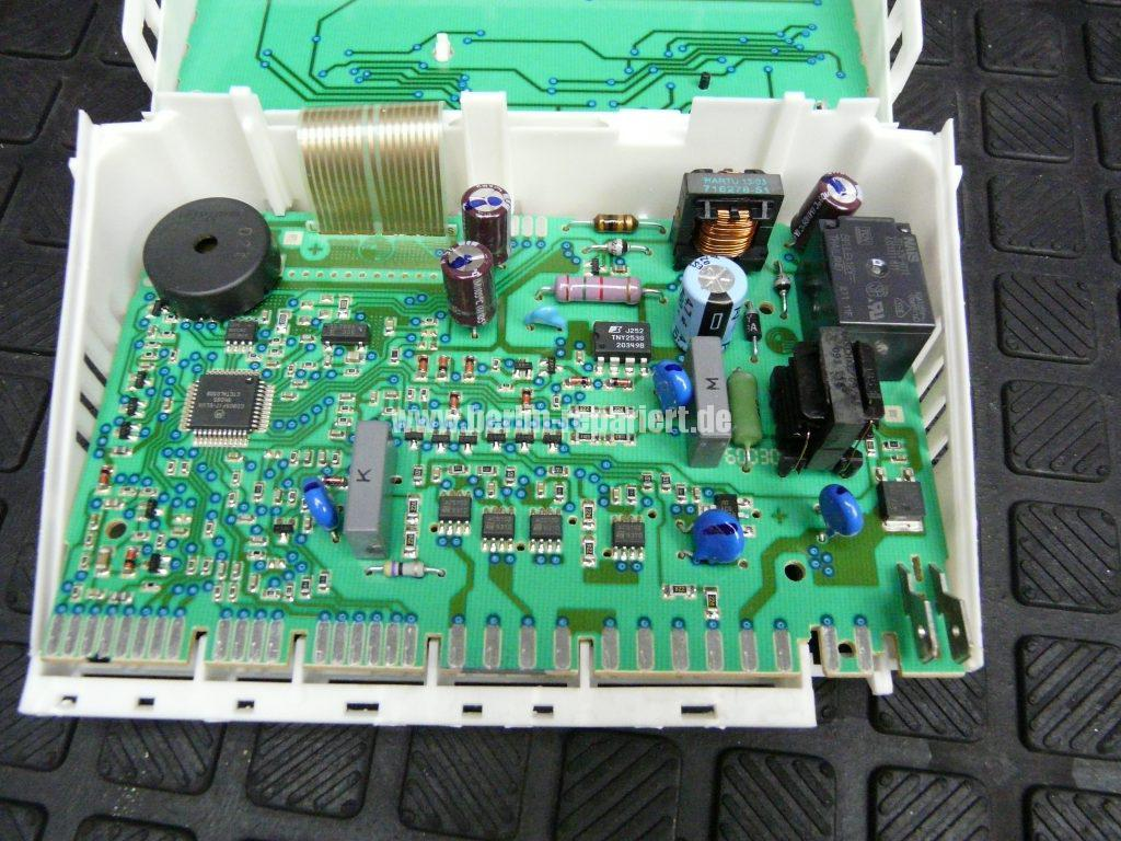 Sehr Elektrolux AEG Privileg 111595035, Geschirrspüler heizt nicht XP27