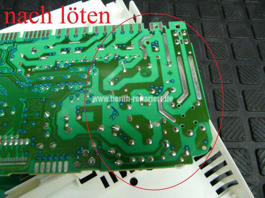 Super Elektrolux AEG Privileg 111595035, Geschirrspüler heizt nicht LT69