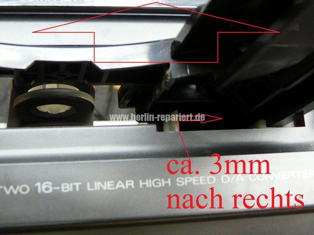 fisher-ad9030-cd-fach-kommt-nicht-mehr-raus-3