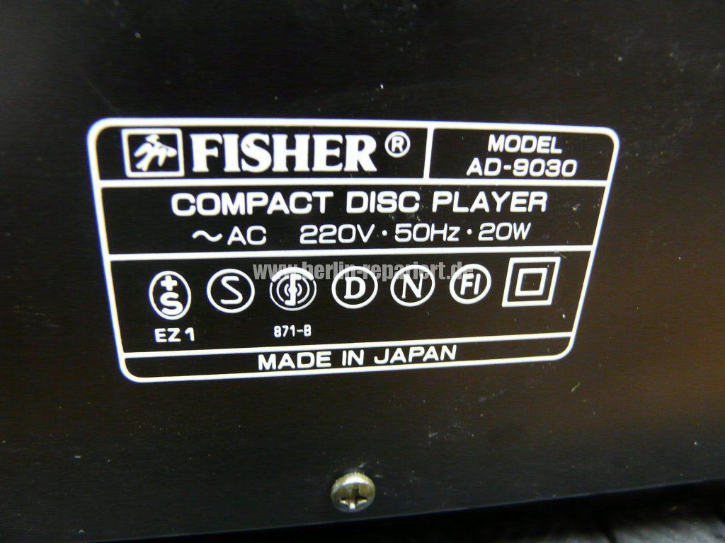 fisher-ad9030-cd-fach-kommt-nicht-mehr-raus-8