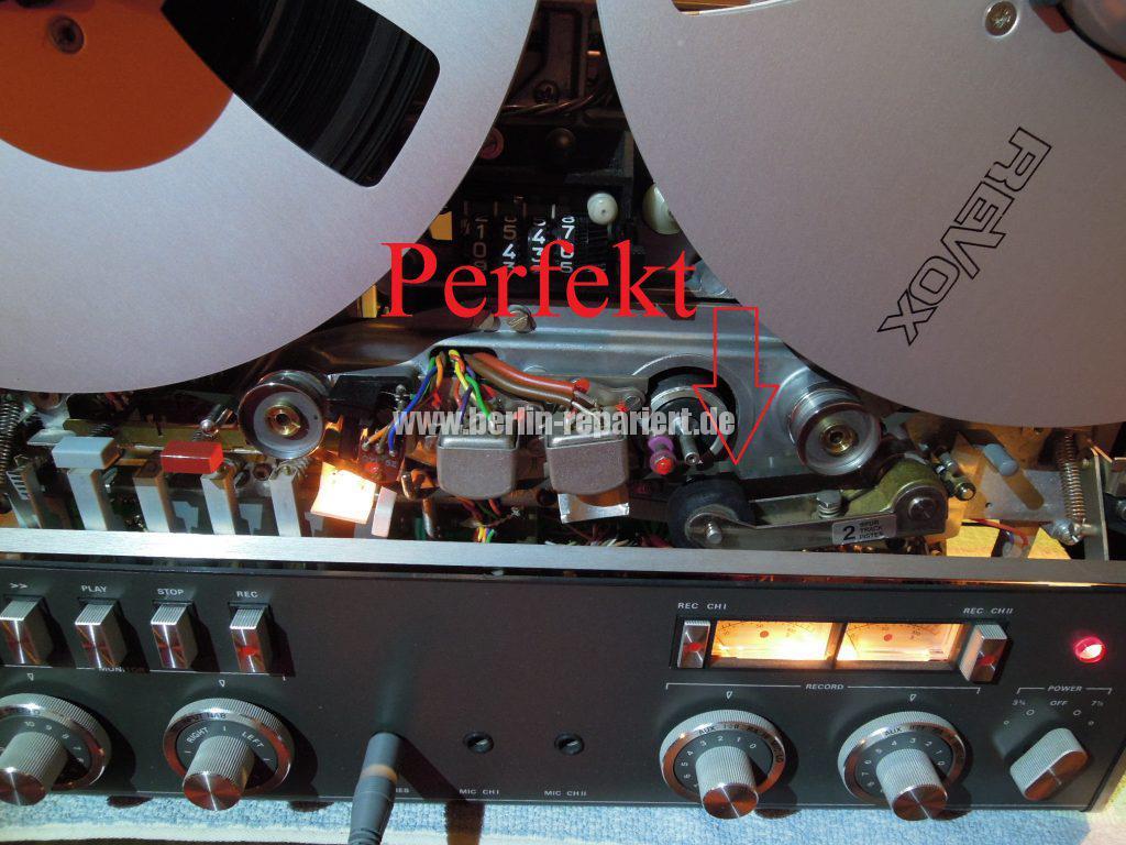 revox-a77-bremsen-einstellen-9