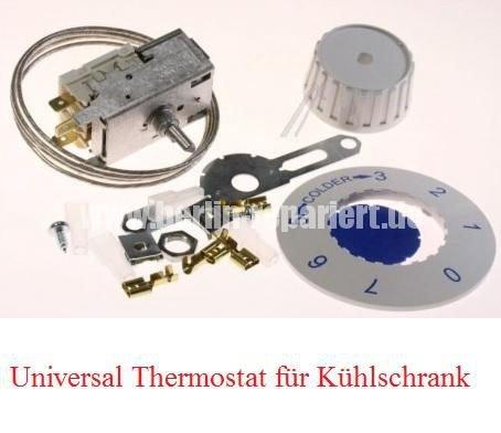 Universal Thermostat für Kühlschrank – Leon´s Blog