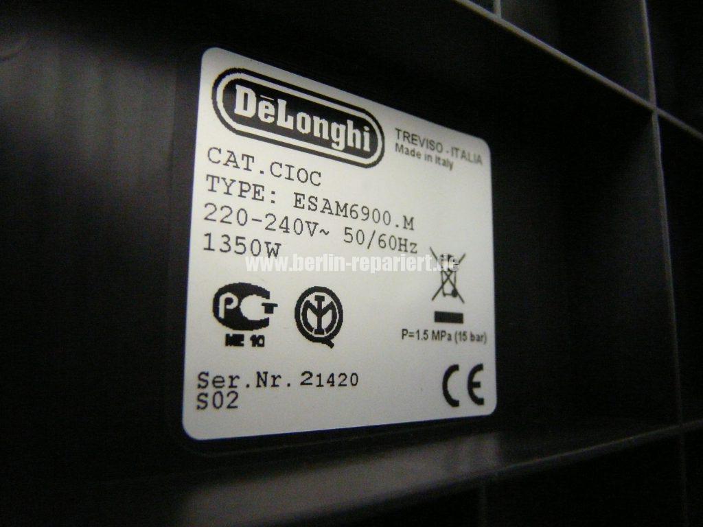 delonghi primadonna exclusive esam6900 m der milch wird nicht mehr aufgesch umt kommt wenig. Black Bedroom Furniture Sets. Home Design Ideas