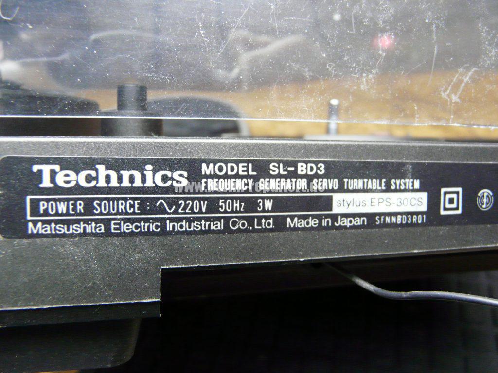 technics-sl-bd3-die-platte-dreht-nicht-mehr-6