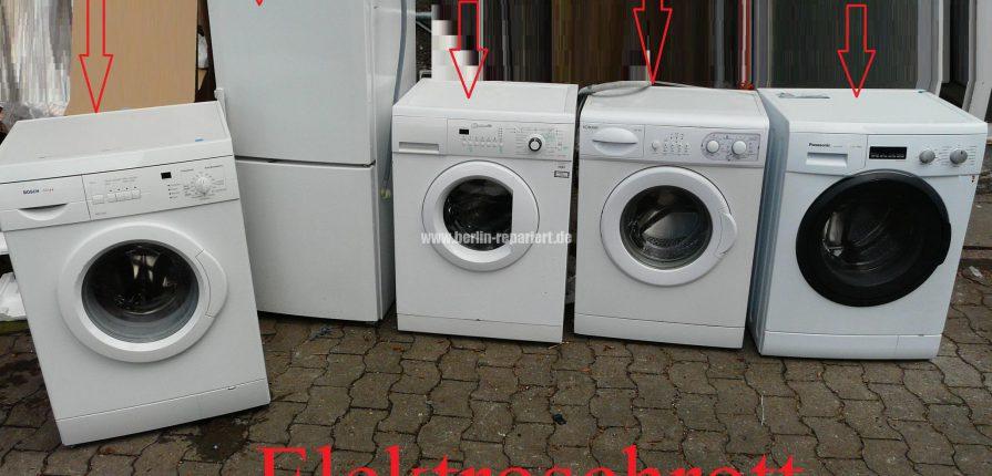 elektroschrott bosch liebherr bauknecht booman panasonic leon s blog. Black Bedroom Furniture Sets. Home Design Ideas